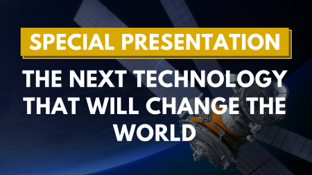 The Next Technology That Will Change the World