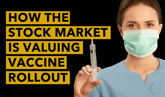 How Stock Market is Valuing Vaccine Rollout