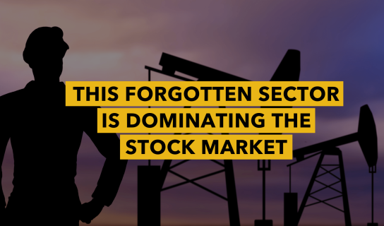 THIS Forgotten Sector is Dominating the Stock Market
