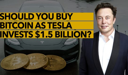 Should You Buy Bitcoin as Tesla Invests $1.5 Billion?
