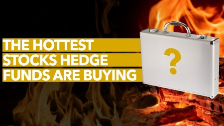 The Hottest Stocks Hedge Funds are Buying