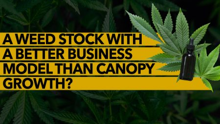 fire & flower: A WEED STOCK WITH A BETTER BUSINESS MODEL THAN CANOPY GROWTH?