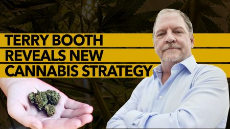 Terry Booth Reveals New Cannabis Strategy