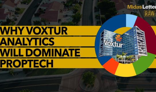 Why Voxtur Analytics Will Dominate PropTech