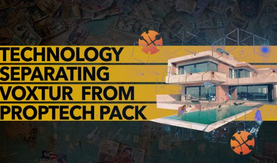 Technology Separating Voxtur Analytics from PropTech Pack