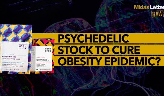 Psychedelic Stock to Cure Obesity Epidemic?