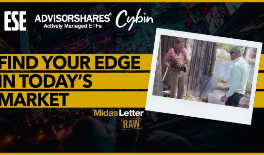 Find Your Edge in Today's Markets
