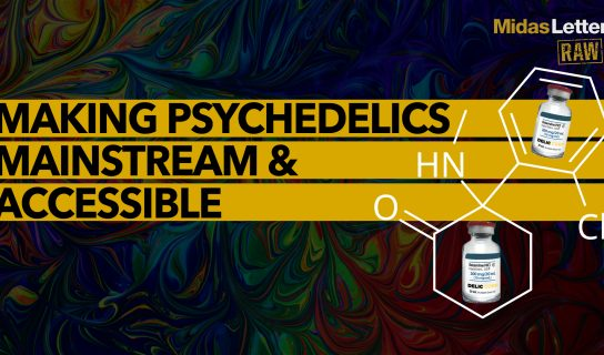 Making Psychedelics Mainstream & Accessible | Delic Corp