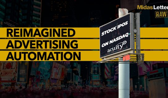 Reimagined Advertising Automation Stock IPOs on NASDAQ | AcuityAds