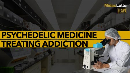 Psychedelic Medicine Treating Addiction | Awakn Life Sciences (AWKN)