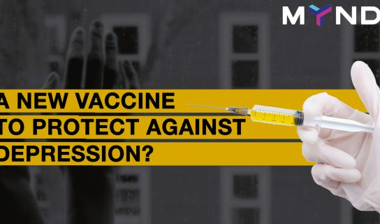A New Vaccine Against Depression? | MYND Life Sciences