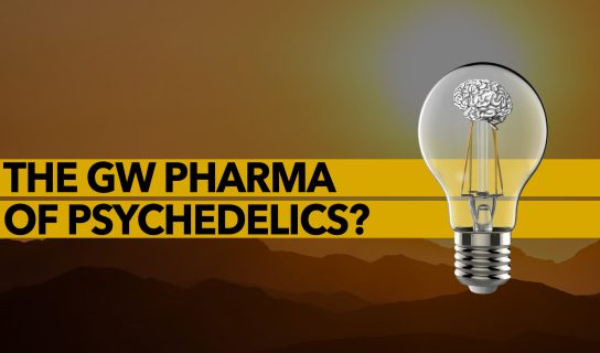 Bright Minds (DRUG): The GW Pharmaceuticals of Psychedelics