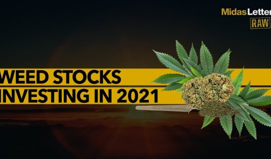 Weed Stocks Investing in 2021