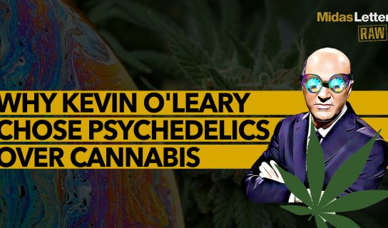 Why Kevin O'Leary Chose Psychedelics Over Cannabis | MindMed (MNMD)