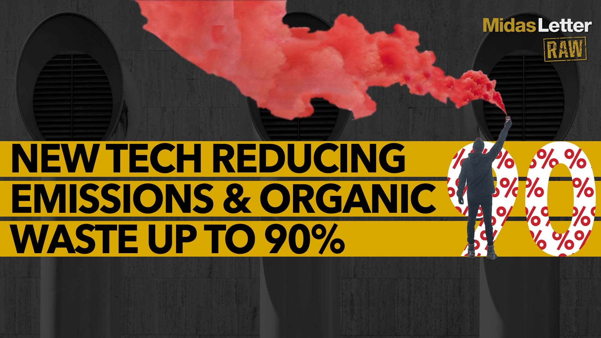New Tech Reducing GHG Emissions & Organic Waste Up to 90% | CHAR Technologies (YES)