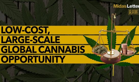 Compelling Low-Cost, Large-Scale Global Cannabis Opportunity | Clever Leaves (CLVR)