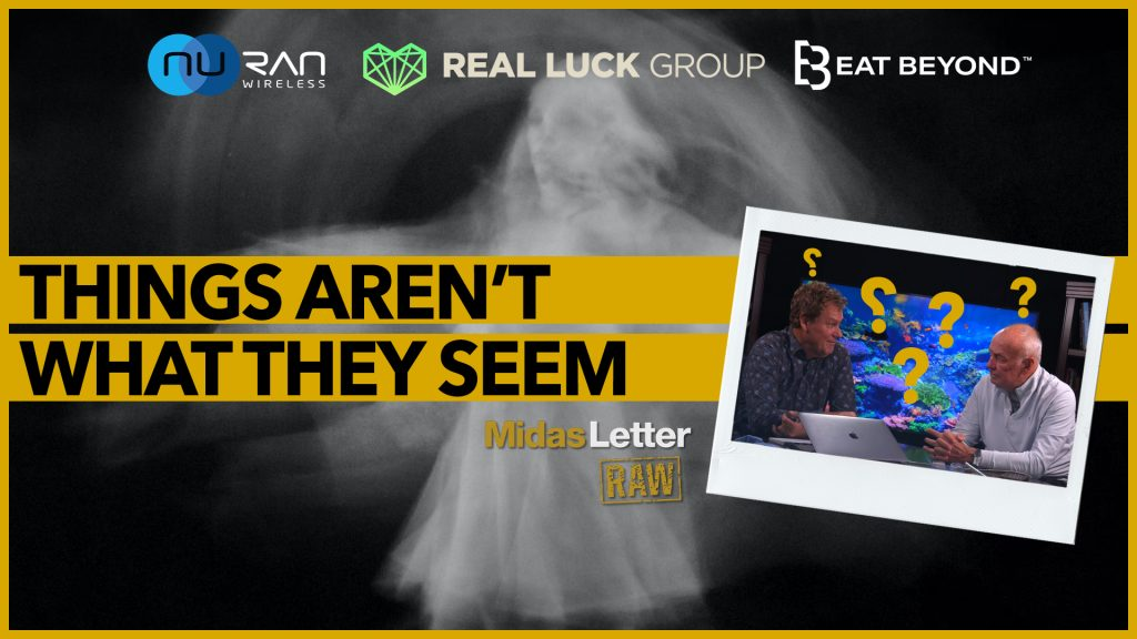 Things Aren't What They Seem | Midas Letter RAW ft NUR, EATS, LUCK