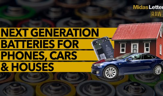 Next Generation Batteries for Phones, Cars & Houses | Graphene Manufacturing Group (GMG, GMGMF)